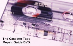 Compact Cassette Tape Repair Guide DVD - TracerTek {JPEG}