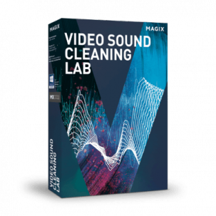 Magix Video Sound Cleanic LAB {PNG}
