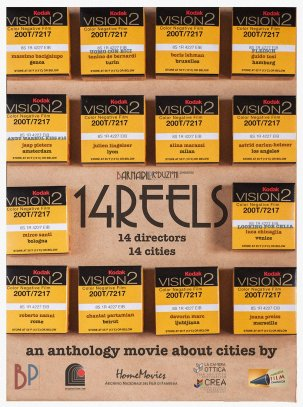 14Reels - Global Super 8 Day 2015 @ Bologne - Italie {JPEG}