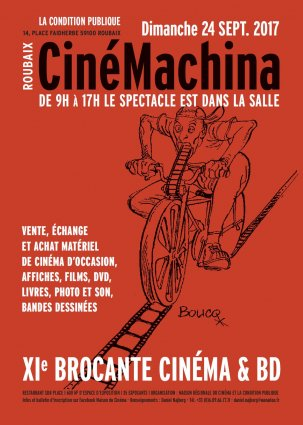 11ème CineMachina 2017 @ Roubaix - France {JPEG}